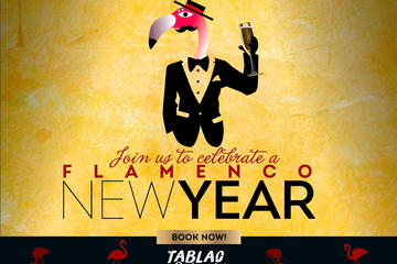 New Year's Eve 2017 at Tablao del Carmen
