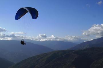 Vuelo en parapente en tándem en La Paz
