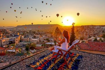 2 Days Cappadocia Tour from Istanbul Including Balloon Flight