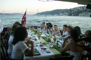 Half-Day Istanbul Bosphorus and Black Sea Cruise with Lunch