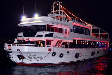 Orient Istanbul Bosphorus Dinner Cruise Turkish Night Show