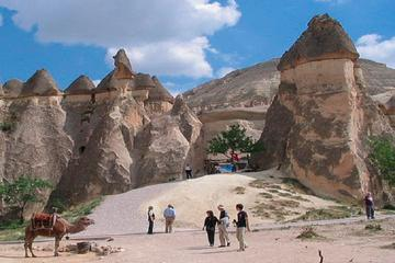 Small Group: Cappadocia Red Full-Day City Tour From Istanbul
