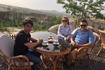 Tour de la ciudad de Cappadocia de...