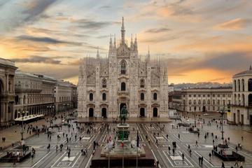 Visite privée: visite touristique de Milan et Serravalle Outlet