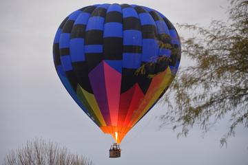 Sunset Sonoran Desert Hot Air Balloon Ride from Phoenix