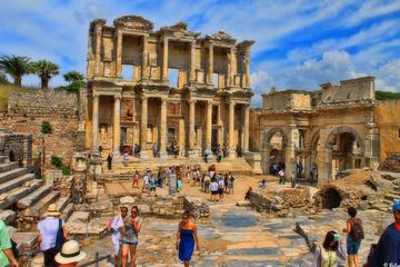 2 Day Ephesus and Pamukkale Tour from Izmir