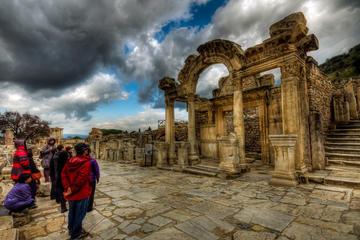 Excursão compartilhada em Éfeso para passageiros de cruzeiro saindo...