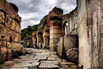 Excursion d'une journée à Éphèse au départ d'Istanbul par avion