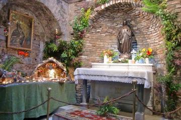 Porto Kusadasi para Éfeso - Casa da Virgem Maria - Basílica de São...
