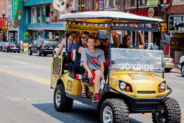 Explore The City Tour of Nashville