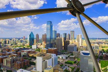 Dallas' Reunion Tower GeO-Deck...