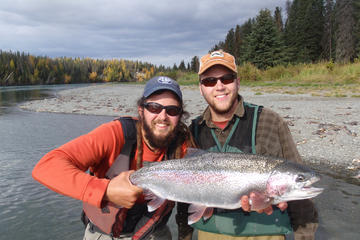Middle Kenai River Full-Day Fishing Trip