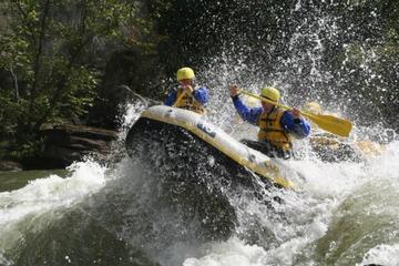 Whitewater Rafting Lower New River...