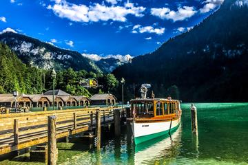 Munich Lake Konigssee and Berchtesgaden Salt Mine Private Tour with Lake Cruise