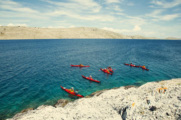 Kornati Kayaking and Cycling Day Trip