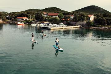 Zadar Archipelago Paddle Boarding Tour from Molat
