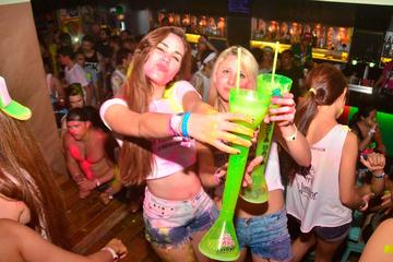Señor Frog's Cancun: Open Bar Glow Party