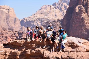 2 Day Tour: Petra, Wadi Rum, Red Sea...