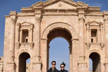 3-Day Private Tour: Jerash Petra Wadi Rum Gulf of Aqaba and Dead Sea...