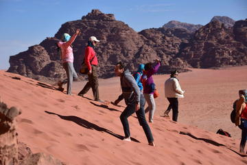 3-Days from Amman: Petra, Wadi Rum...
