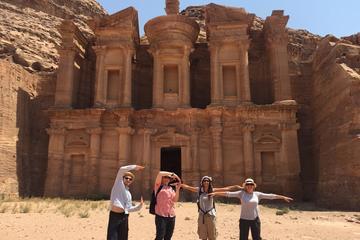 4-Day Private: Amman to Jerash...