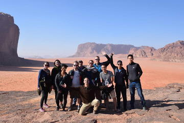 5 Day Tour: Amman Petra Jerash Mount Nebo Karak Castle Wadi Rum Red & Dead Sea