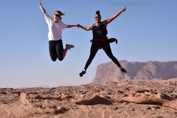 Excursión privada de 3 días: Petra, Wadi Rum, Dana, Reserva de...