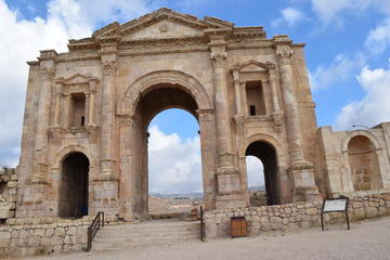 Private Amman, Jerash, and Dead Sea Full-Day Transfers from Amman
