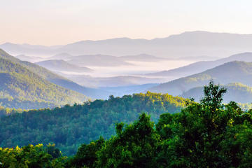 Hiking Tour of Blue Ridge Parkway...