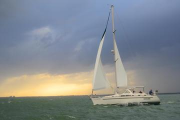 Privater Segeltörn in der Bucht von Biscayne mit professionellem...