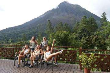 Arenal Observatory and Hiking Tour...