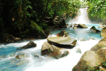 Full-Day Rio Celeste Tour From La...