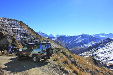 Skippers Canyon Off-Road 4X4...