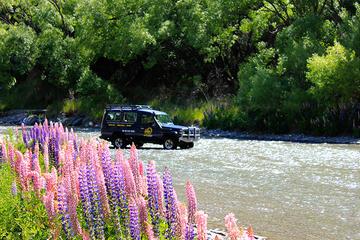 Wakatipu Wine Off-Road 4X4 Adventure from Queenstown