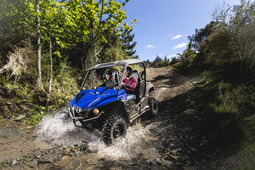 Off-Road U-Drive Challenger Buggy Tour from Queenstown