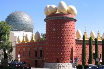 Excursión privada: el mundo de Salvador Dalí desde Barcelona