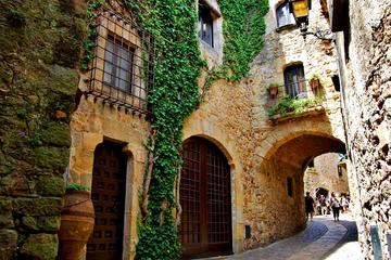 Pals and Peratallada 4-Hour Private Tour from Palamos