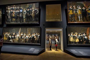Galleria dei ritratti dell'Età dell'Oro al Museo dell'Hermitage di