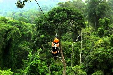 Hanuman World Zipline Adventure in Phuket