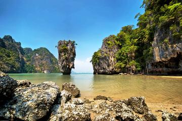 James Bond Island Including Canoe Tour from Phuket