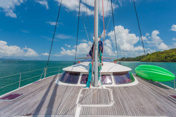 Phuket Private 47ft Catamaran Charter...