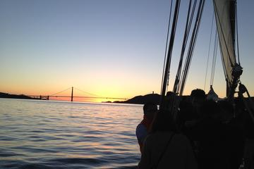Sunday Sunset Sail on San Francisco Bay
