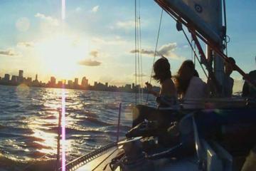Excursão em barco para grupos...