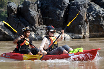 2-Day Mekong River Kayaking Tour...