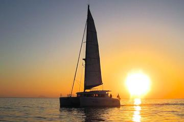 Caldera Panorama Sunset Cruise with...