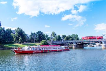 Crociera in barca Hop-On Hop-Off della città di Stoccolma