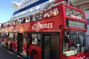 Excursión por la costa: billete de un día para autobuses rojos de...