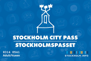 Stockholm City Pass Including Local Transport