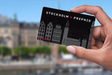 Stockholm Prepaid Card incluant le transport local