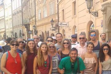 Tour storico a piedi della Praga